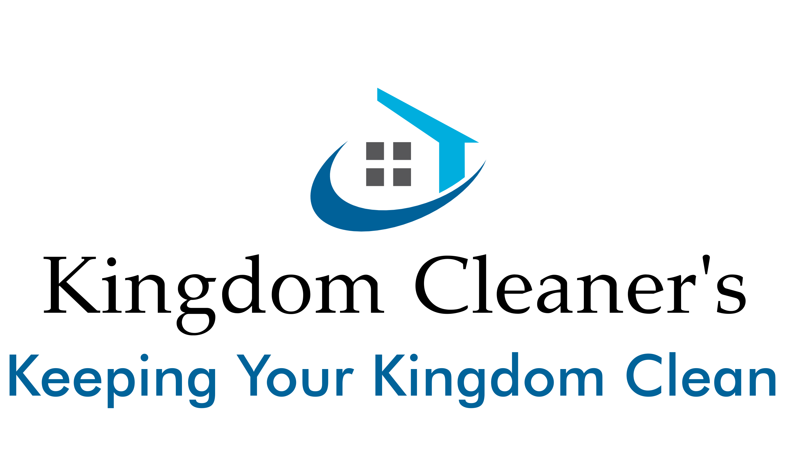 Kingdom Cleaner Logo